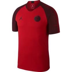 Maillot entraînement PSG Jordan VaporKnit rouge 2018/19