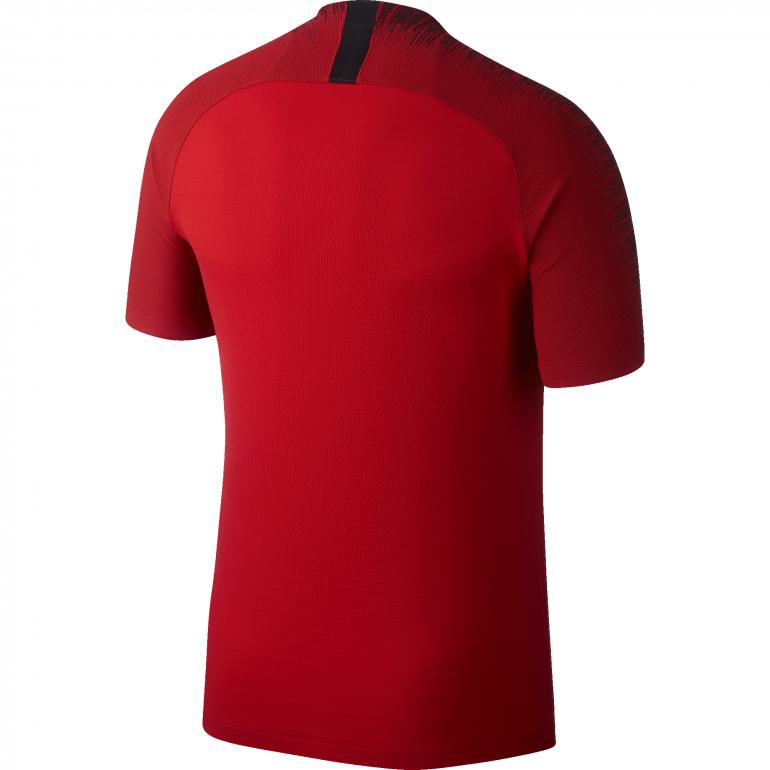 new design excellent quality online retailer Maillot entraînement PSG Jordan VaporKnit rouge 2018/19