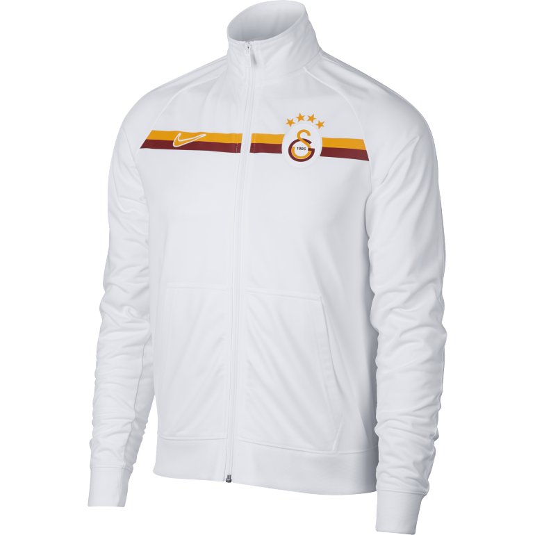 Veste survêtement Galatasaray blanc 2018/19