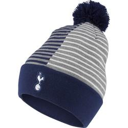 Bonnet Tottenham avec pompon bleu 2018/19