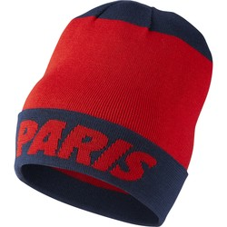 Bonnet PSG bleu rouge 2018/19