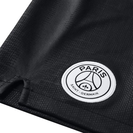 Short junior PSG Jordan noir 2018/19