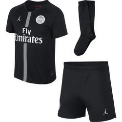 Tenue enfant PSG Jordan third noir 2018/19