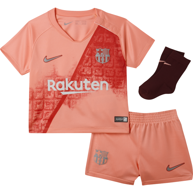 Tenue bébé FC Barcelone third 2018/19