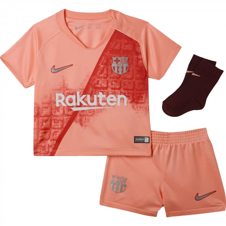 Tenue bébé FC Barcelone third 2018/19