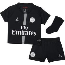 Tenue bébé PSG Jordan third noir 2018/19