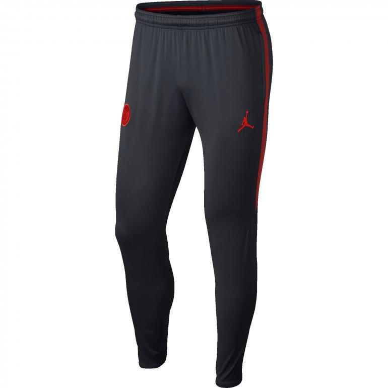 Pantalon survêtement PSG Jordan noir 2018/19