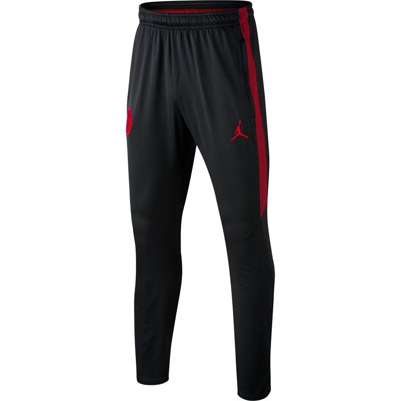 Pantalon survêtement junior PSG Jordan noir 2018/19 sur