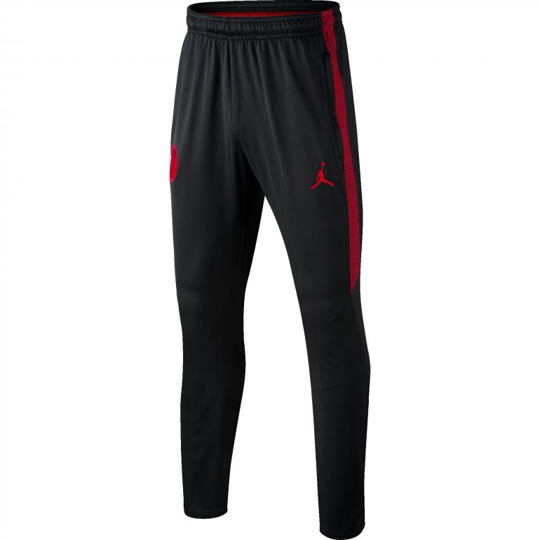 Pantalon survêtement junior PSG Jordan noir 2018/19