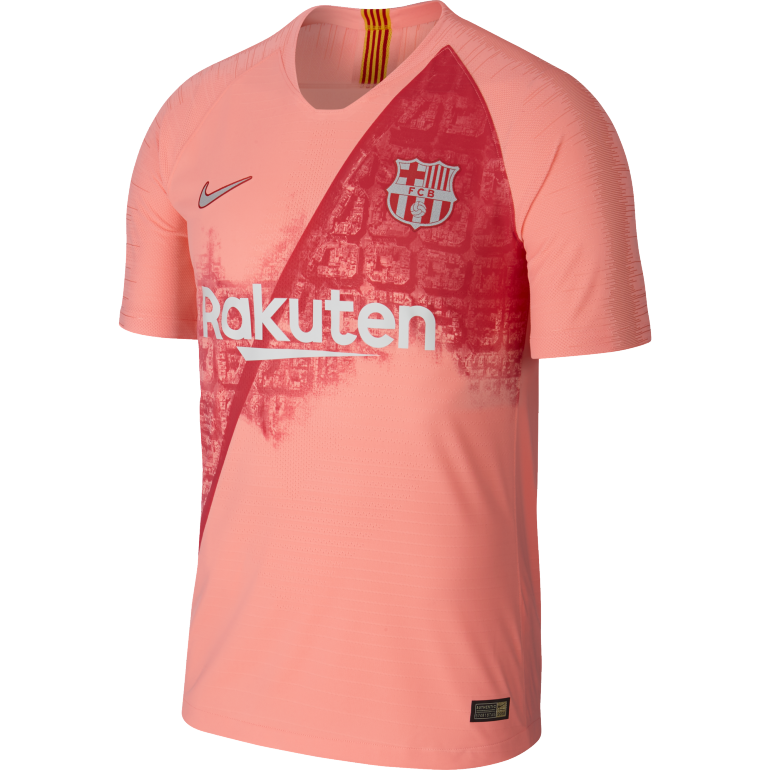 Maillot FC Barcelone third Authentique 2018/19