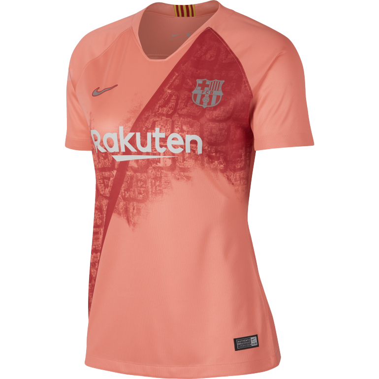 Maillot Femme FC Barcelone third 2018/19