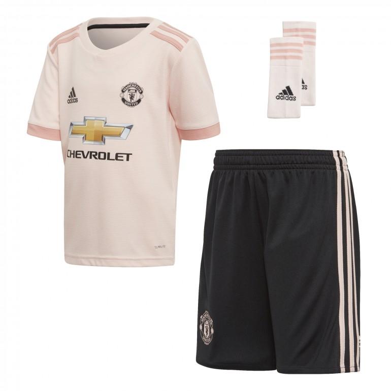 Tenue enfant Manchester United extérieur 2018/19