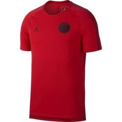 Maillot entraînement PSG Jordan rouge 2018/19