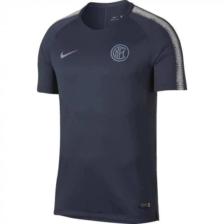 Maillot entraînement Inter Milan gris 2018/19