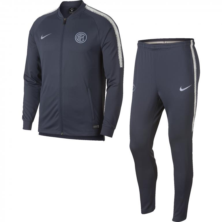 Ensemble survêtement Inter Milan gris 2018/19