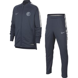 Ensemble survêtement junior Inter Milan gris 2018/19