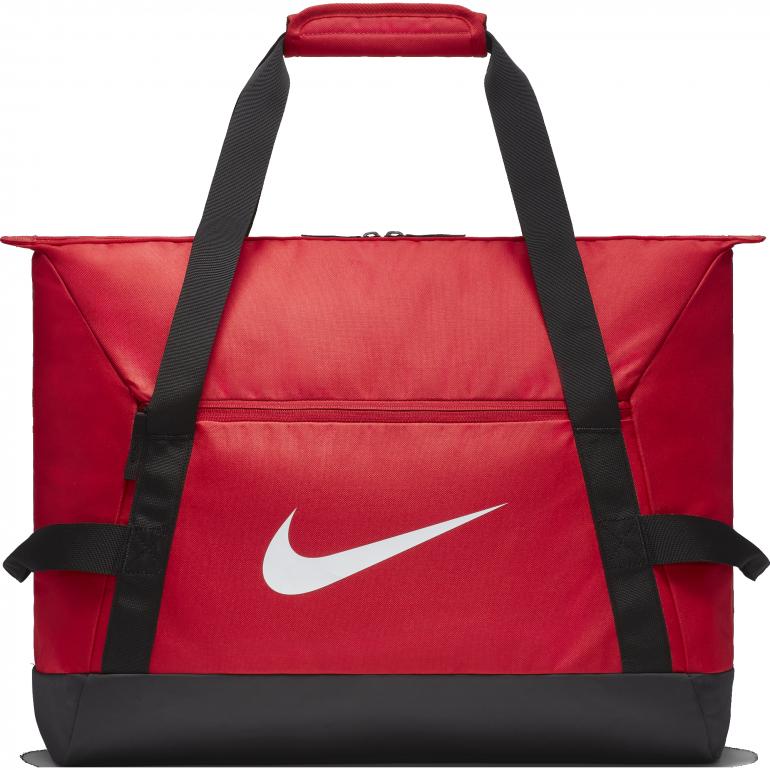 c0b27317c4 Sac de sport Nike Academy Team rouge 2018/19 sur Foot.fr