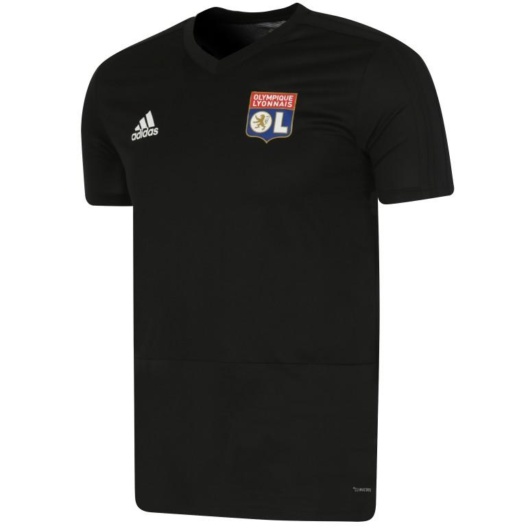 maillot entrainement OL noir