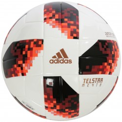 Ballon Coupe du Monde Tesltar rouge blanc 2018/19