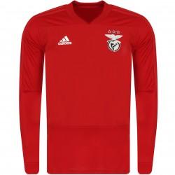 Sweat entraînement Benfica rouge 2018/19