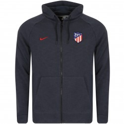 Veste survêtement Atlético Madrid Tech Fleece gris 2018/19