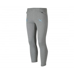 Pantalon survêtement junior OM casual gris 2018/19