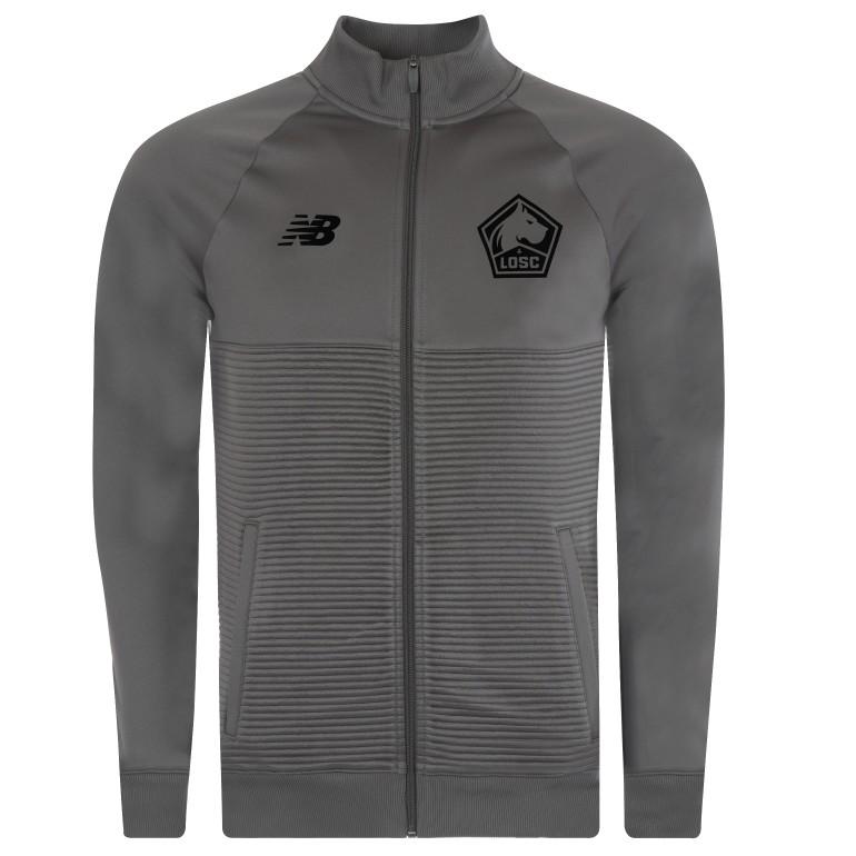 Veste entraînement LOSC Elite gris 2018/19