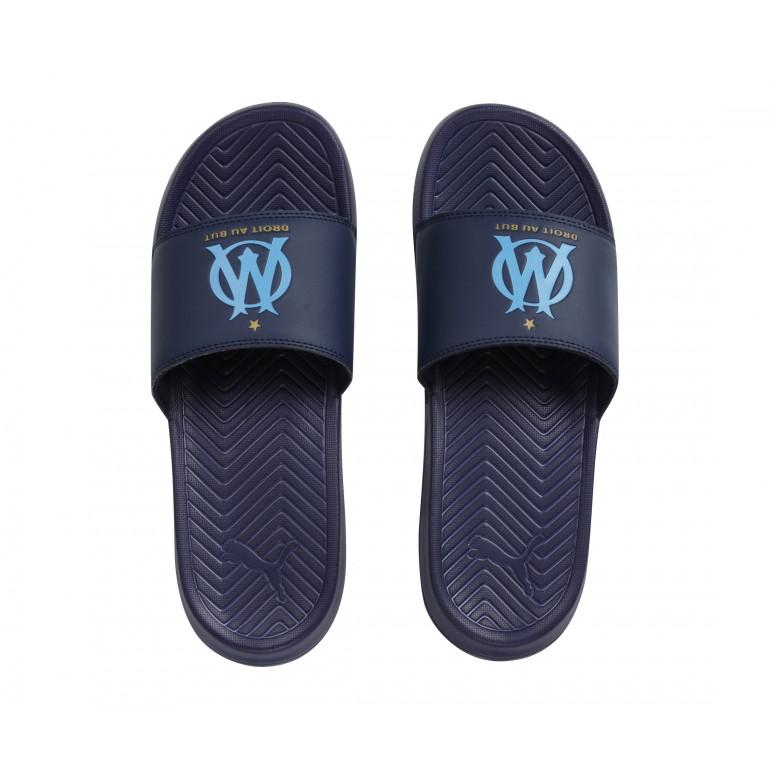 Sandales OM bleu foncé 2018/19
