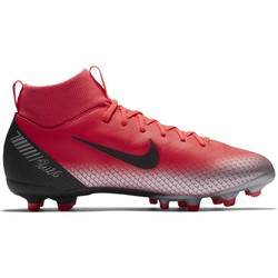 Mercurial Superfly VI CR7 junior Academy FG/MG rouge