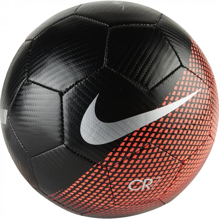 Ballon Nike CR7 Prestige noir rouge 2018/19