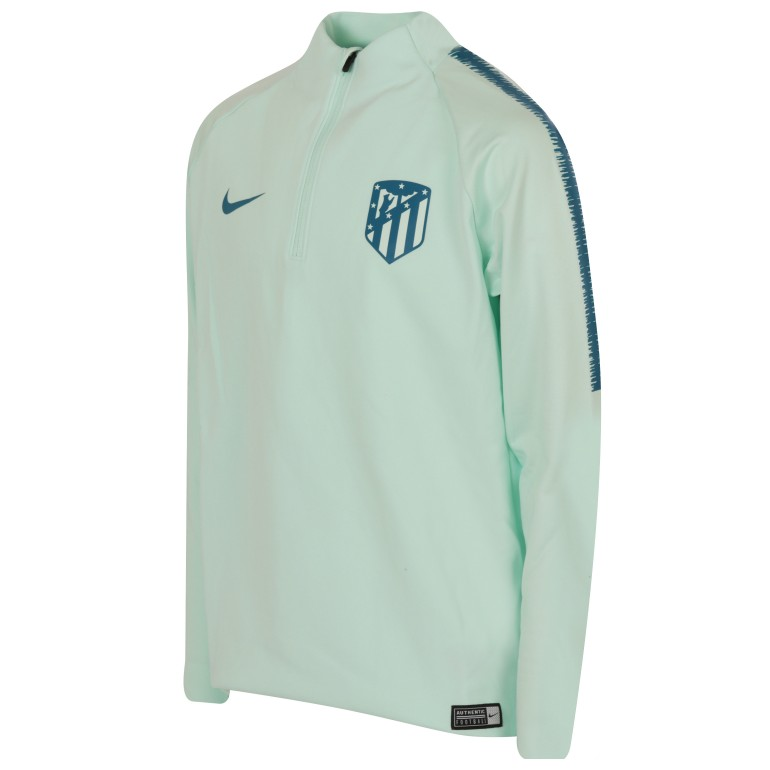 Sweat zippé junior Atlético Madrid third 2018/19