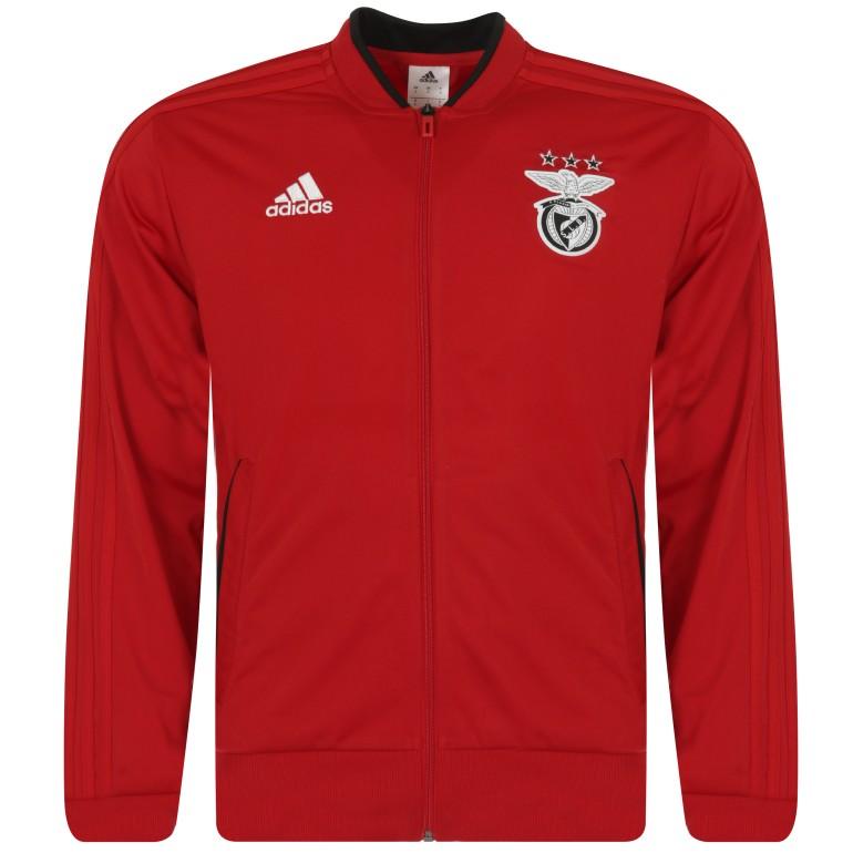 201819 Benfica Survêtement Veste Sur Rouge xYFtvwZq