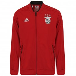 Veste survêtement junior Benfica rouge 2018/19