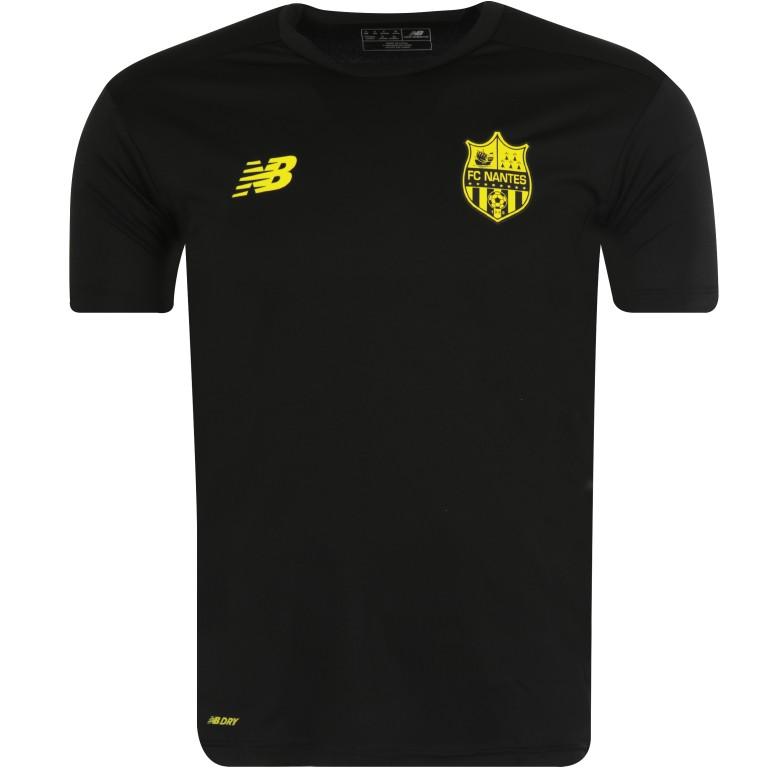 Maillot entraînement FC Nantes noir 2018/19