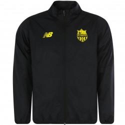 Coupe vent FC Nantes noir 2018/19