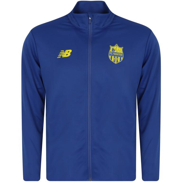Veste survêtement FC Nantes bleu 2018/19