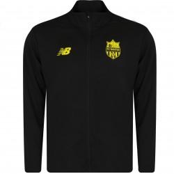 Veste survêtement FC Nantes noir 2018/19
