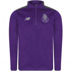 Sweat zippé FC Porto Elite violet 2018/19
