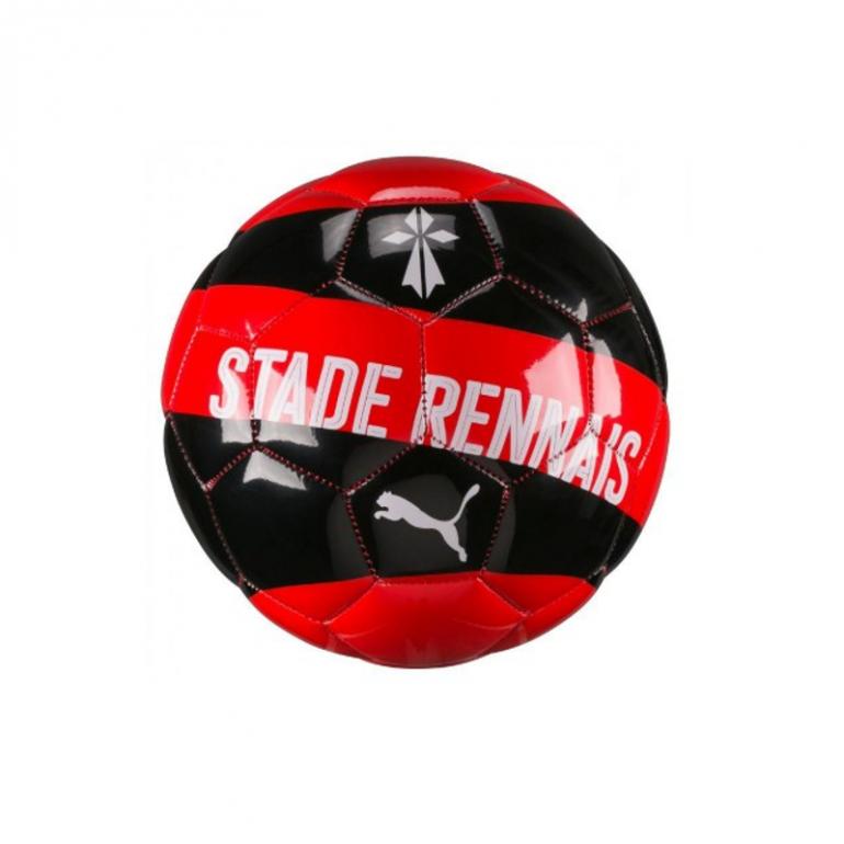 Mini ballon Stade Rennais rouge 2017/18