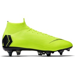 Mercurial Superfly VI Elite Anti-Clog SG-Pro jaune