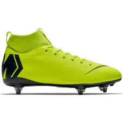Mercurial Superfly VI junior Academy SG-Pro jaune