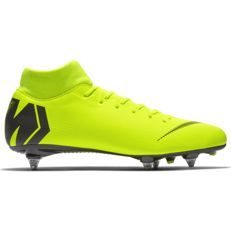 Mercurial Superfly VI Academy SG-Pro jaune