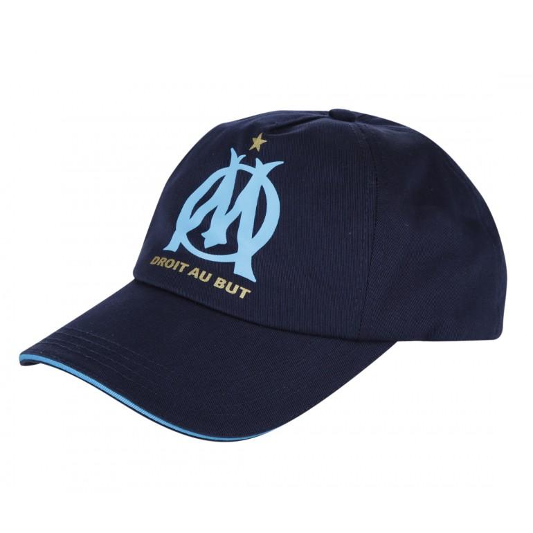 Casquette OM bleu foncé 2018/19