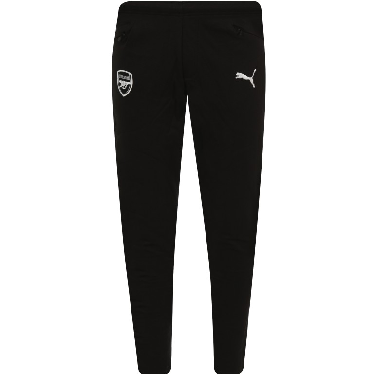 Pantalon survêtement Arsenal Casual noir 2018/19