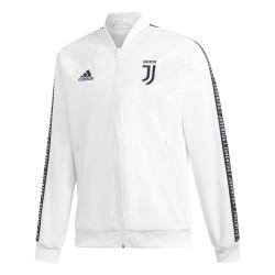 Veste survêtement Juventus anthem blanc 2018/19