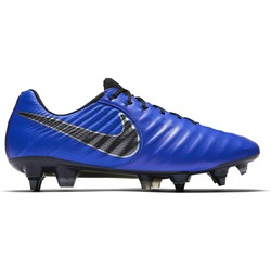 Tiempo Legend VII Elite Anti-Clog SG-Pro bleu
