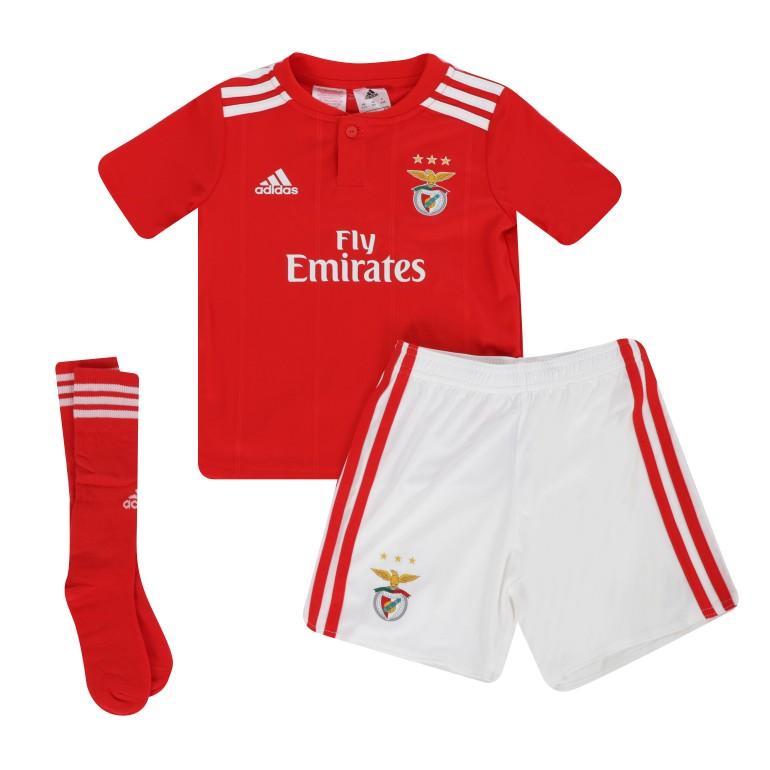 Tenue enfant Benfica domicile 2018/19