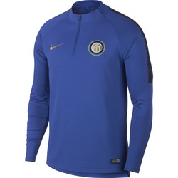 Sweat zippé Inter Milan bleu 2018/19