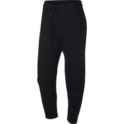Pantalon survêtement Manchester City Tech Fleece noir 2018/19