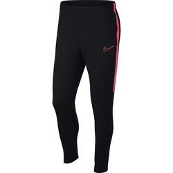Pantalon survêtement Nike Dri-FIT Academy noir rouge 2018/19
